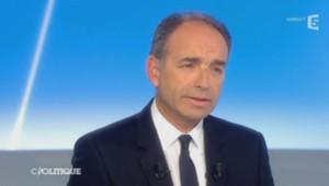 Jean-François Copé sur France 5 le 12 janvier 2014.