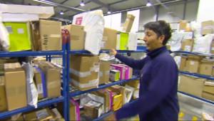 Le 13 heures du 24 décembre 2014 : Dernières livraisons de colis pour les facteurs - 504.901