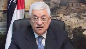 mahmoud abbas discours tv