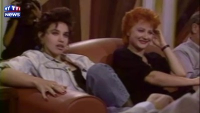 Moments cultes sur TF1 : pourquoi Lambert Wilson et Béatrice Dalle ne seront jamais dans le même clan d'acteurs