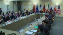 Négociations sur le nucléaire iranien, à Lausanne, 30/3/15