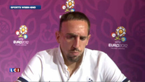 "Ribéry : ""on aurait dû se lâcher"""