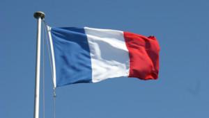 Tf1 / LCI Le drapeau français