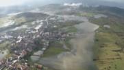 Inondations en Slovénie