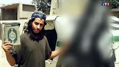 Abdelhamid Abaaoud, jihadiste belge notoire de l'Etat islamique
