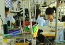 Atelier textile chinois