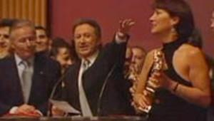 Molières 2004 Drucker et Piat théâtre cérémonie (LCI)