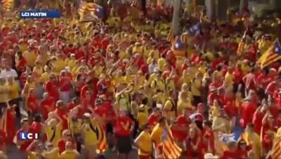 Référendum : la Catalogne va faire appel