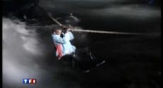 Un bateau de migrants s'échoue à Lampedusa