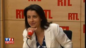 Cécile Duflot sur RTL