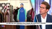 """Geoffroy Didier : """"La burqa des plages qu'est le burkini doit être proscrit par une loi"""""""