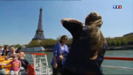 Le 13 heures du 17 mai 2013 : Des bateaux-mouches pour duvrir Paris - 2241.526