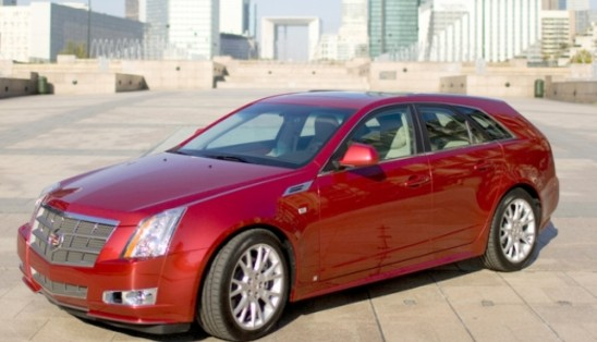 Photo 1 : CTS WAGON - 2010