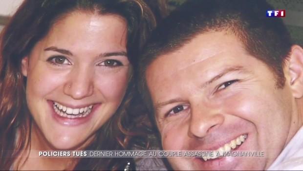 Policiers tués à Magnanville : un dernier hommage pour Jean-Baptiste et Jessica