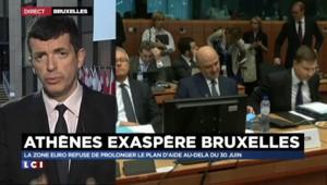 """Référendum grec : """"La rupture est actée"""" avec les créanciers"""