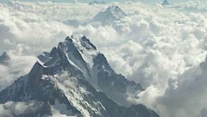 TF1/LCI Le massif du Mont-Blanc