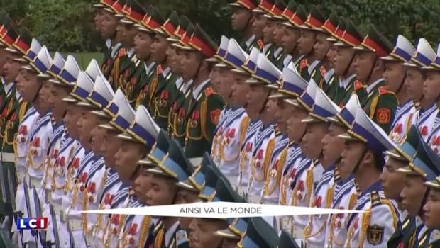 Barack Obama lève l'embargo sur la vente d'armes au Vietnam, un symbole