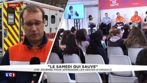 Cours de secourisme à Paris pour apprendre les gestes d'urgence en cas d'attentats