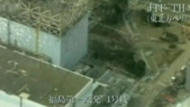 Fukushima : la centrale nucléaire endommagée (29/03/2011)