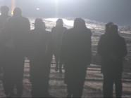 Le 20 heures du 27 janvier 2015 : 70 ans après, l'Europe se recueille sous la neige d'Auschwitz - 226.41206100463864