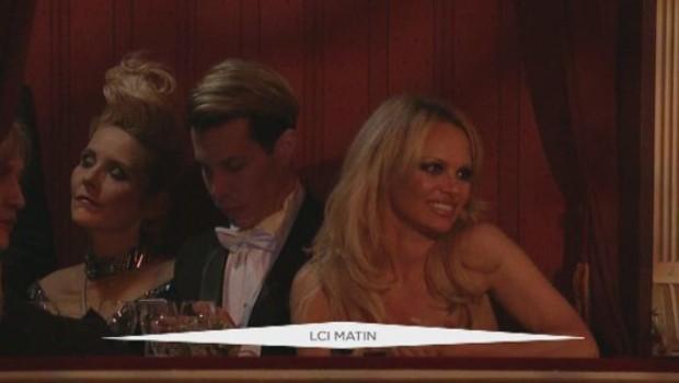 Pamela Anderson Vienne Capture