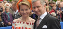 princesse Mathilde de Belgique prince Philippe de Belgique Jean d&#039;Orlans Philomena de Tornos y Steinhart 