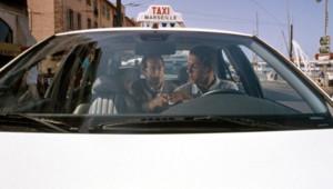 Taxi de Gérard Pires
