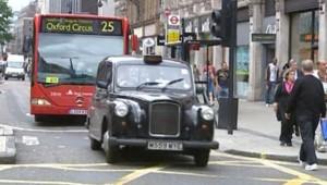 Taxis londoniens