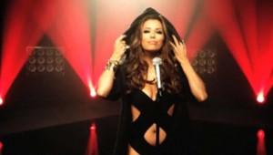 Capture écran du clip dans lequel Eva Longoria fait la promotion des MTV Awards
