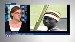 Le Buzz (2/2) du 13 janvier 2012 : Scandale des safaris humains + 2 frenchies dans le clan Obama