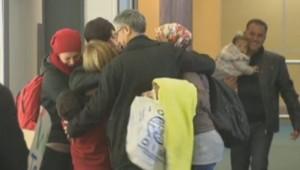 Sept membres de la famille du petit Aylan arrivés au Canada (29/12)