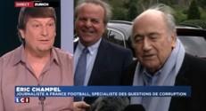 """Soupçons de corruption à la FIFA : """"Sepp Blatter savait pertinnement"""""""