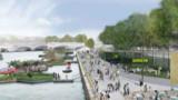 Paris : début des travaux lundi sur les berges rive gauche