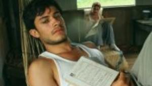 Gael Garcia Bernal dans le film CARNETS DE VOYAGE