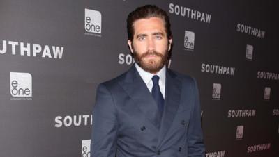 Jake Gyllenhaal lors de l'avant première de La Rage au ventre à Toronto en juillet 2015