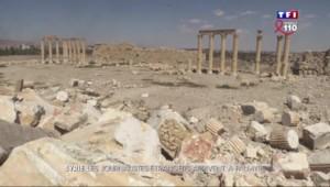 Les journalistes occidentaux redécouvrent Palmyre