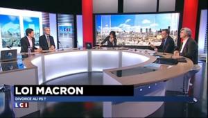 """Loi Macron : """"Si on fait un peu d'historique, c'est d'abord la loi Montebourg"""""""