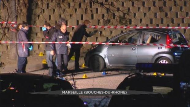 Marseille Règlement de Comptes Capture