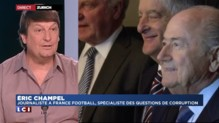 """Soupçons de corruption à la FIFA : """"Pas d'incidence sur la réélection de Sepp Blatter"""""""