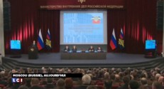 Assassinat de Boris Nemtsov : plusieurs suspects identifiés, Poutine parle d'un crime politique