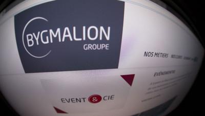 bygmalion logo ump affaire fausse facture
