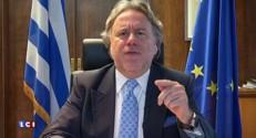 """En Grèce, un """"climat de guerre psychologique"""""""