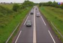 Le 13 heures du 11 mai 2015 : Sécurité routière : 80km/h sur les routes et tolérance zéro pour l'alcool - 166