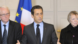 Le 14 février 2011, Nicolas Sarkozy a reçu à l'Elysée les parents de Florence Cassez.