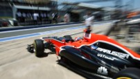 Marussia Virgin Racing MVR02