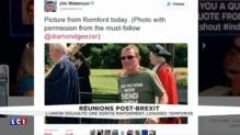 """""""Renvoyez-les chez eux"""", le Brexit a provoqué un élan de xénophobie"""