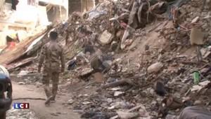 Syrie : l'ONU réclame un accès humanitaire au camp de réfugiés de Yarmouk