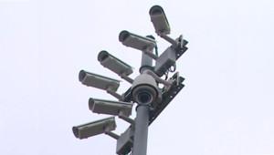 TF1 / LCI Les caméras du cimetière de Portel