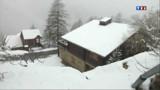 Vent, neige et verglas : 6 départements en alerte
