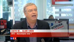 "Alain Cirou : ""2012 : la fin du monde n'aura pas lieu"""